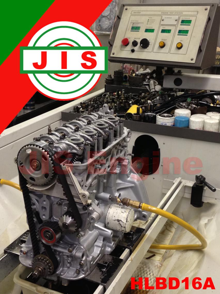 Outright No Core Honda 88 91 Civic Crx Si D16a Engine