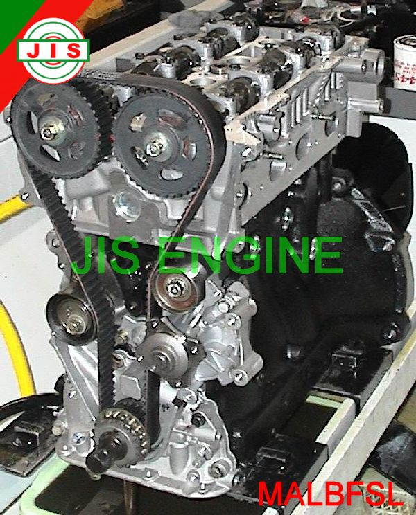 Ford 2 3 Engine Rebuild: Mazda 626 MX6 FS 98-00 Engine Long Block MALBFSL