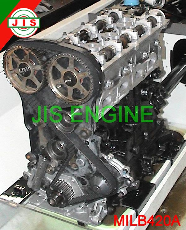 Outright (No Core) Mitsubishi Eclipse 95-99 420A Engine