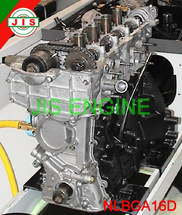 Nissan Ga16de Parts