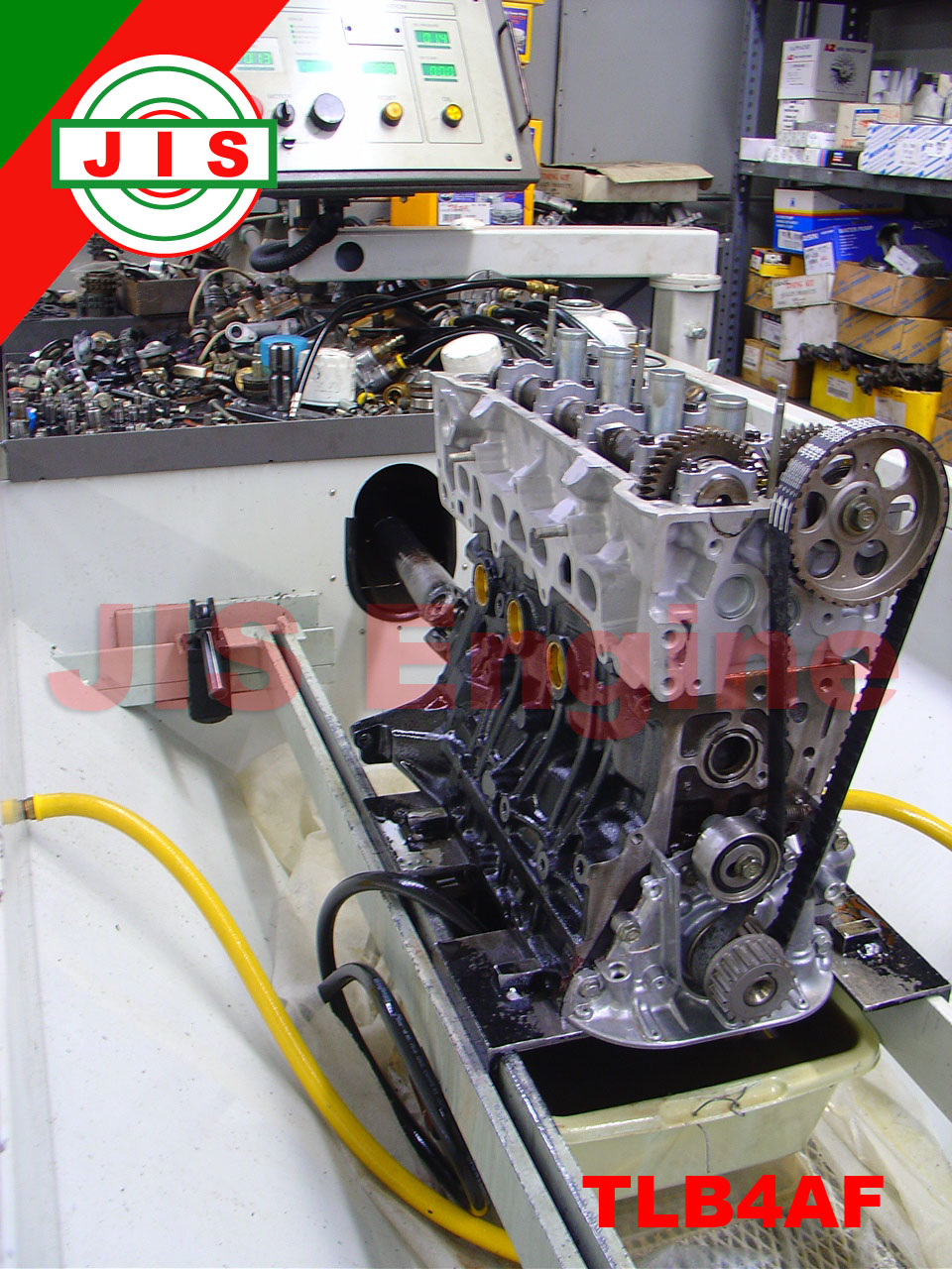 Toyota 4afe Engine Repair Manual