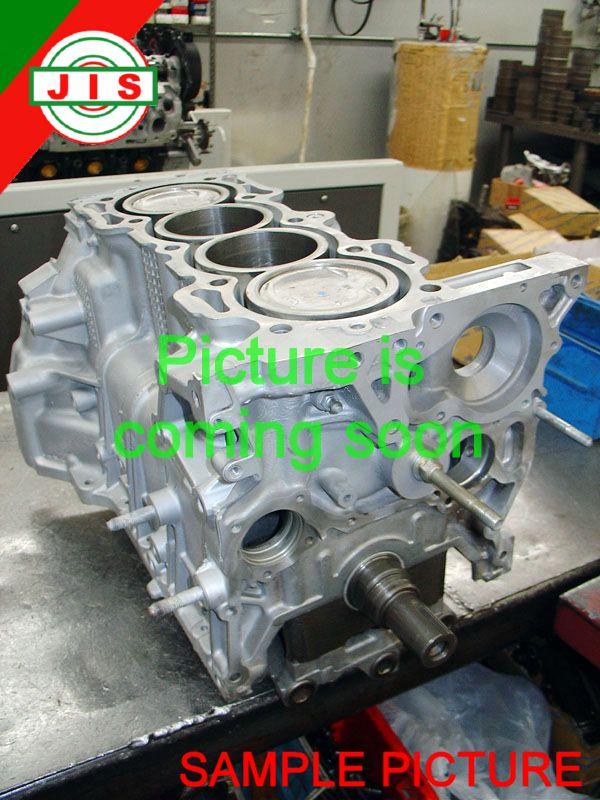 Mitsubishi Eclipse 95 99 420A Engine Short Block MISB420A