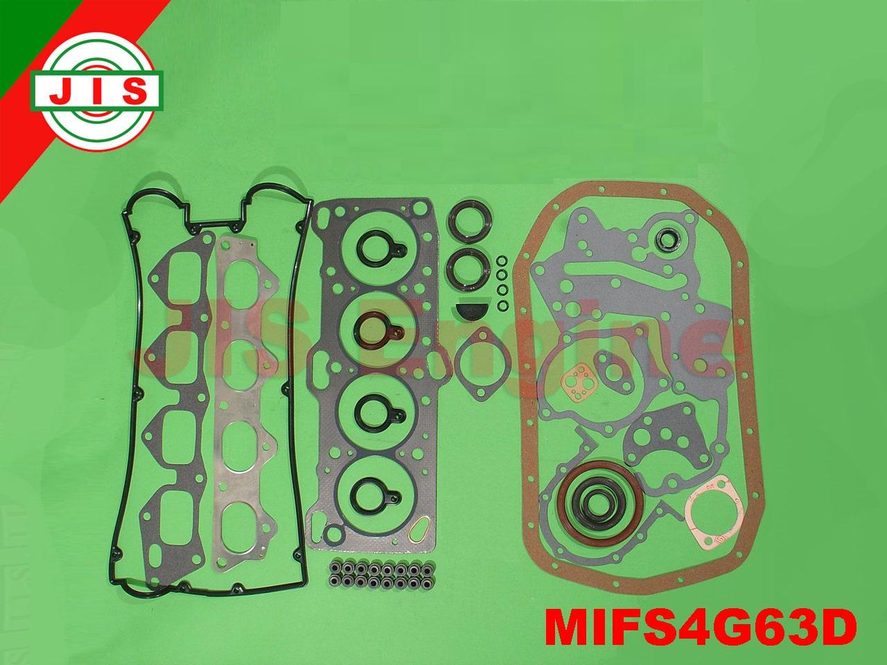 Misubishi 89 92 Eclipse 4g63 Full Gasket Set MIFS4G63D